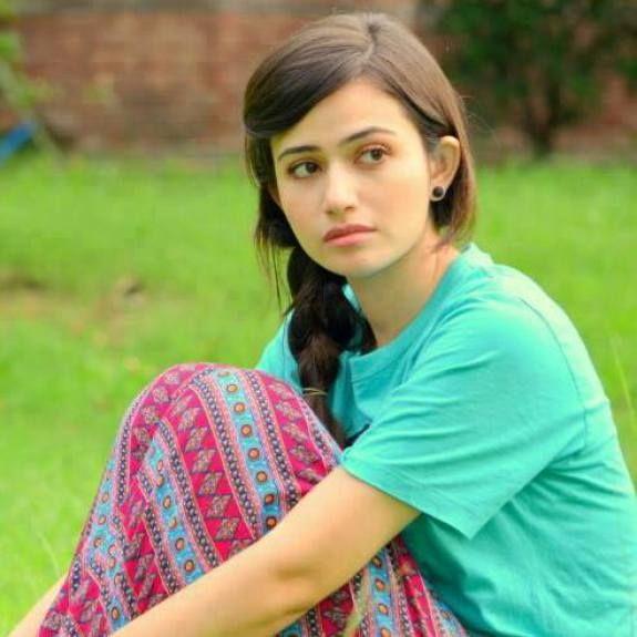 pakistani tv actress sama javes profile