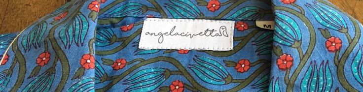 """angela Pigiami e Dintorni ...Night & Day"" Handmade blockprint pajamas. A colorful collection of night suits for women, children, man. Handprint cotton, silk and velvet. lcvangela@gmail.com fb angelacivetta"