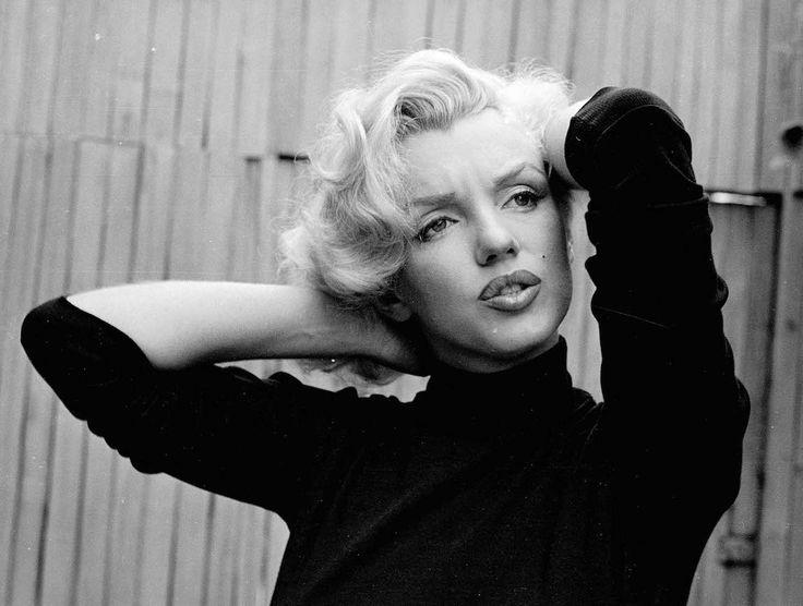 Marilyn Monroe'nun fotoğrafları renklendi