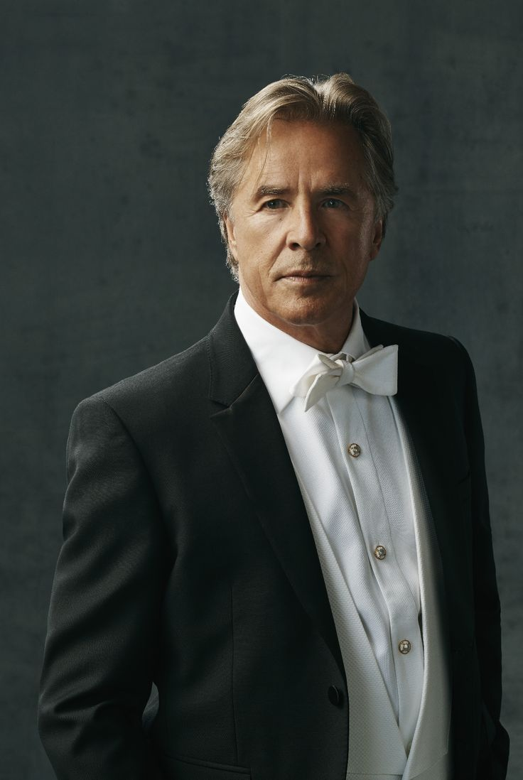 "Don Johnson as ""Hap Briggs"" on Blood & Oil"