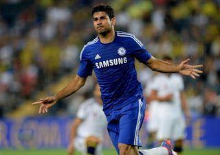 Stunning Solo! Diego Costa (Chelsea) vs Fenerbahçe