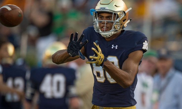 Notre Dame's already thin receiving corps just got thinner = SOUTH BEND, Ind. – If there is one constant in college football it is turnover – as in roster turnover. The time any player stays in uniform in college is finite. Every player knows that the clock starts ticking on.....