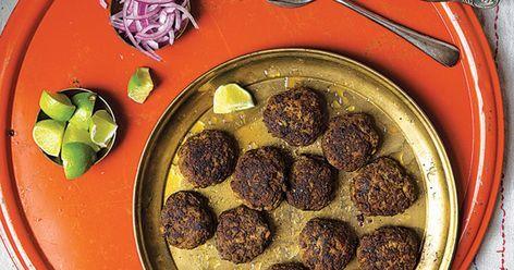Shami Kebabs (Spiced Ground Beef Patties) Recipe | SAVEUR