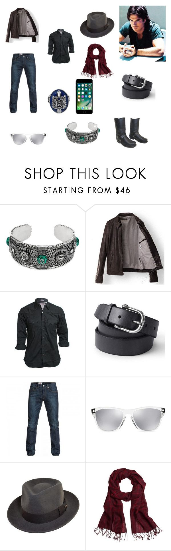 """Untitled #88"""" by alecrsutton on Polyvore featuring Gucci, Two Stoned ..."""