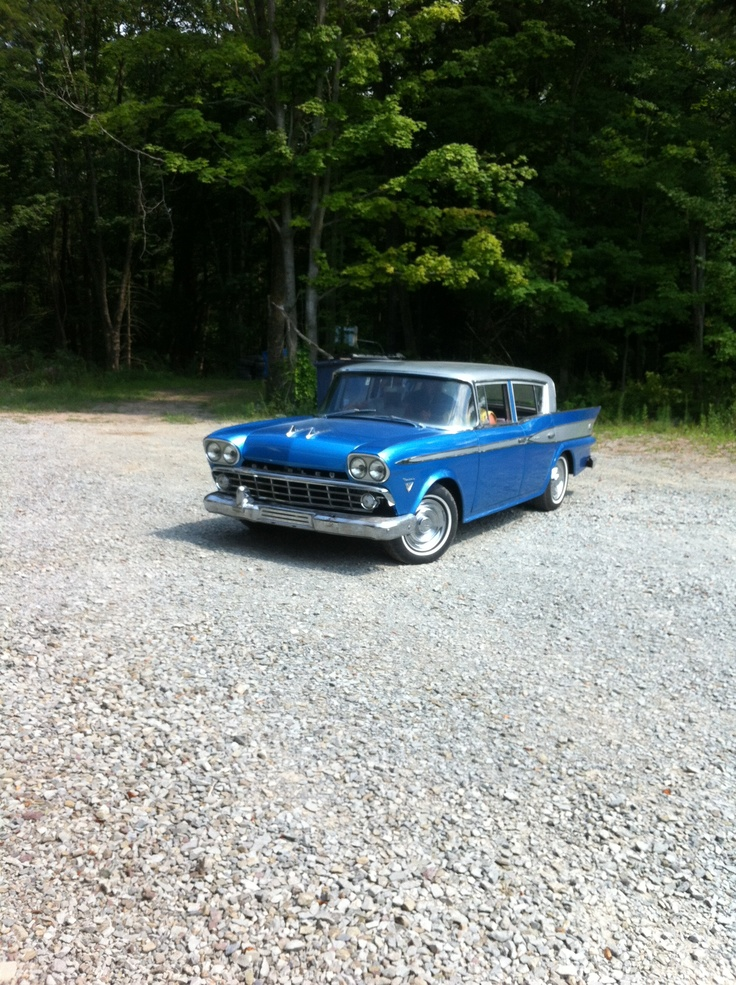 59 Rambler Rebel