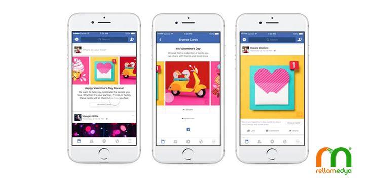 Facebook'tan Sevgililer Günü'ne özel aşk temalı kartlar Devamı; http://www.rellablog.com/facebooktan-sevgililer-gunune-ozel-ask-temali-kartlar/ #Rellamedya #Teknoloji #Facebook