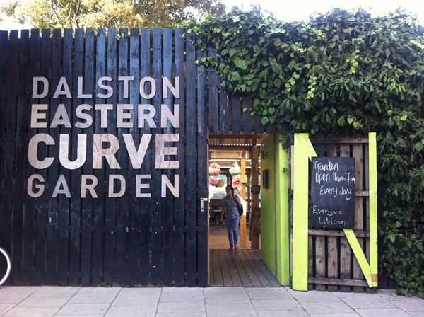 Dalston Eastern Curve Garden – The secret garden (Hackney)