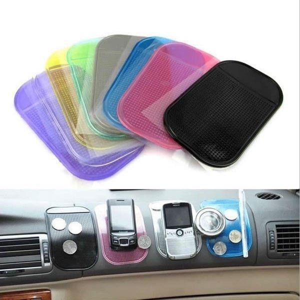 Anti-Slip Car Dashboard Sticky Pad Non-slip Mat Key Holder For iPhone Sumsang