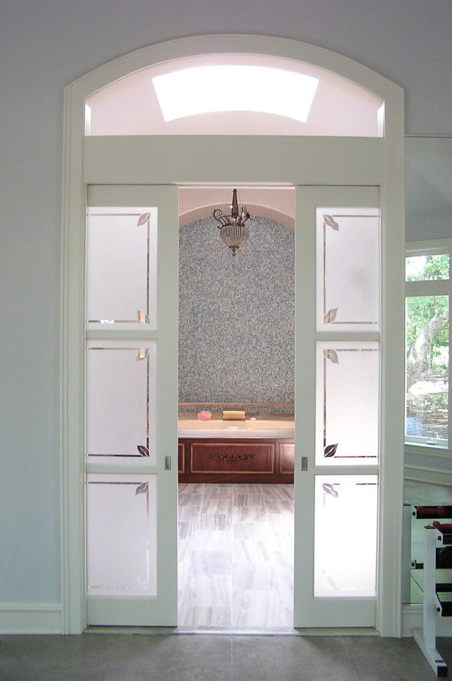 30 best barn door ideas images on pinterest sliding for Pocket door ideas