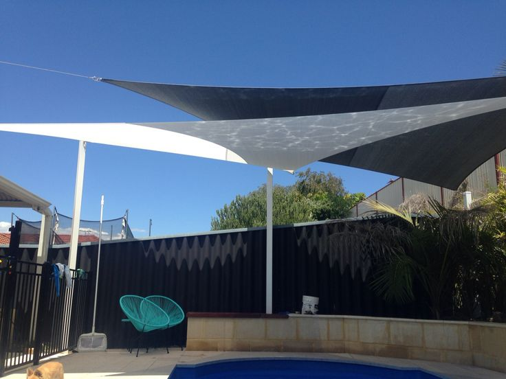 Pool sails