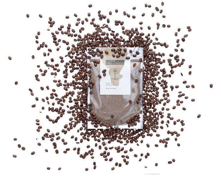 Coffee Salt Scrub