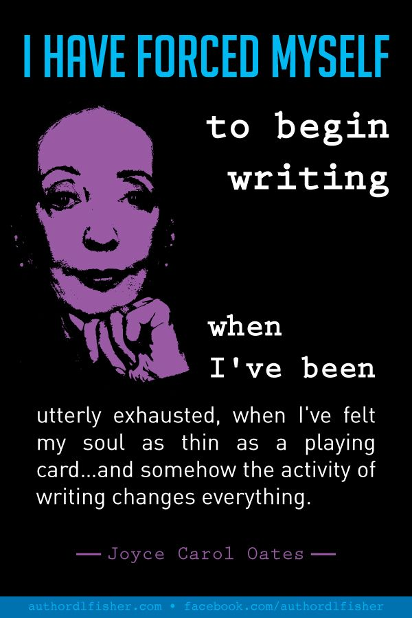 Even for those who don't write professionally, writing can be magical. Just writing in a journal or diary has the ability to transform. #joycecaroloates #writing #inspirationalquote #writinginspiration #empower