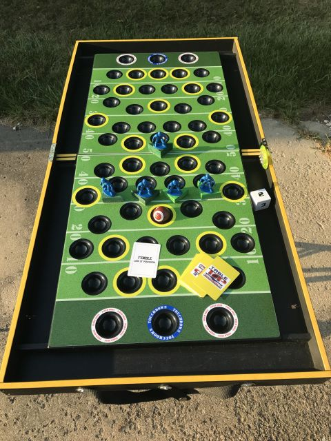 Table Top Football Set