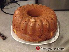Σούπερ-αφράτο κέικ πορτοκαλιού #sintagespareas