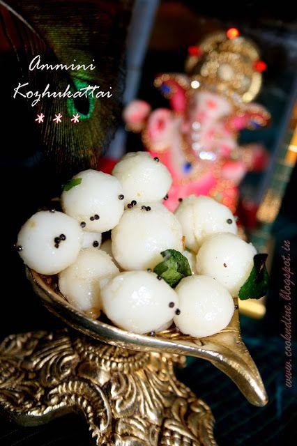 Ganesh chaturthi recipes,kozhukattai recipes,modak recipes
