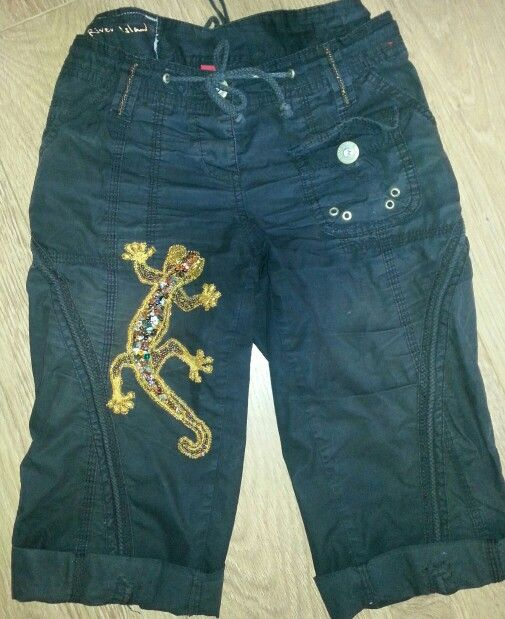 Gecko pants