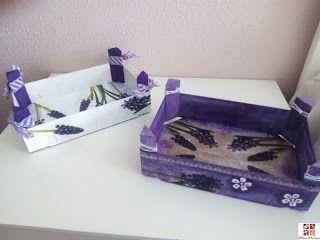 El Rincón de los Tuneos ¿te puedo ayudar? : Decorar cajas de frutas