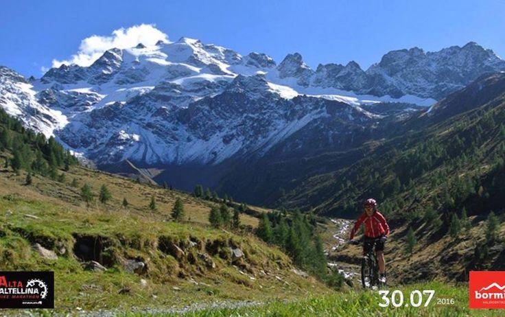 Alta Valtellina Bike: dal 1° ottobre iscrizioni e dettagli sul nuovo sito