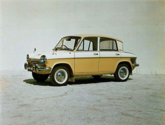 1961 Mazda Carol