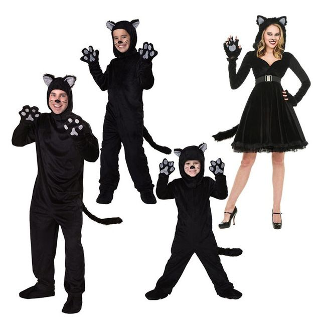 Pin On Sexy Cat Halloween Costumes