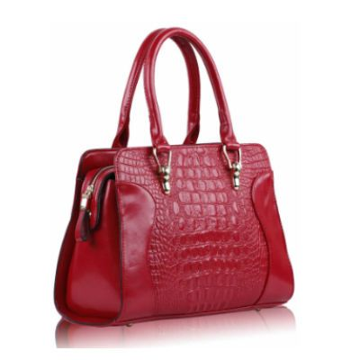 Embossed mock croc print gives the fabric a luxe textured appeal as well as an instant statement look. this piece is perfect for everyday use and will easily carry around your day-to-day essentials