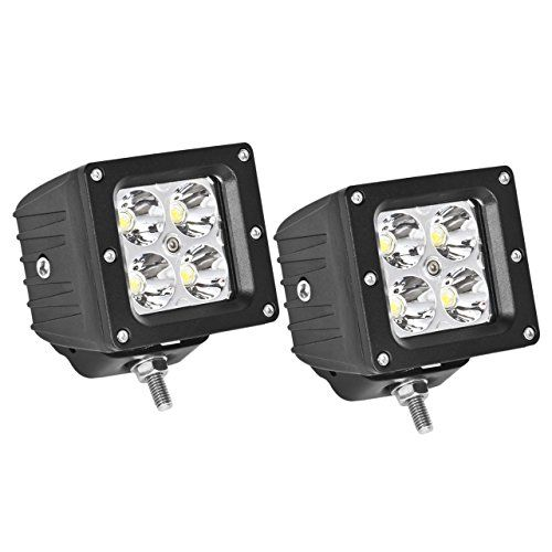 Led Cube Lights Eyourlife 32 inch Led 20W Led Light Pods SUV Offroad Headlight Spot Light Pods Driving Fog Light With Mounting Bracket 32 inch In Pair *** More info could be found at the image url.Note:It is affiliate link to Amazon.