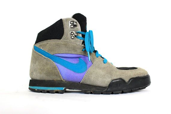 vintage NIKE Caldera Hiking Boots - WANT! | Old school kicks ...
