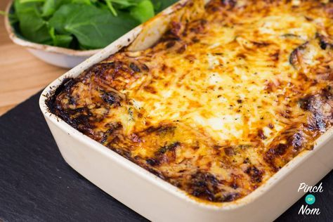 Syn Free Moussaka | Slimming World