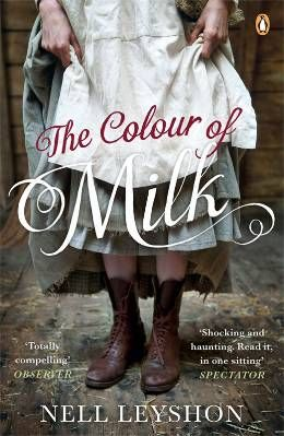The year is eighteen hundred and thirty one when fifteen-year-old Mary begins the difficult task of telling her story. A scrap of a thing with a sharp tongue and hair the colour of milk, Mary leads a harsh life working on her father's farm alongside her three sisters.
