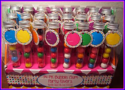 1000 images about tubes for party favors on pinterest party favors