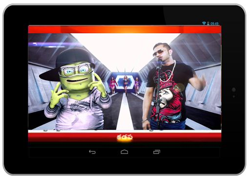 """Music TV:- Watch your favourite TV channels Live in your mobile phone with this free Android application on your Android device. THIS APPLICATION ONLY PROVIDES THE LINKS FOR THE LIVE STREAMING CHANNELS. ALL THE LINKS ARE GATHERED FROM VARIOUS FREELY AVAILABLE WEB SITES. You can enjoy viewing your favourite India TV show channels on your android phone or tablet.Watch streaming live Music TV Channels free on your mobile Phone across the world. """"Music TV"""" app shows you the way to se..."""