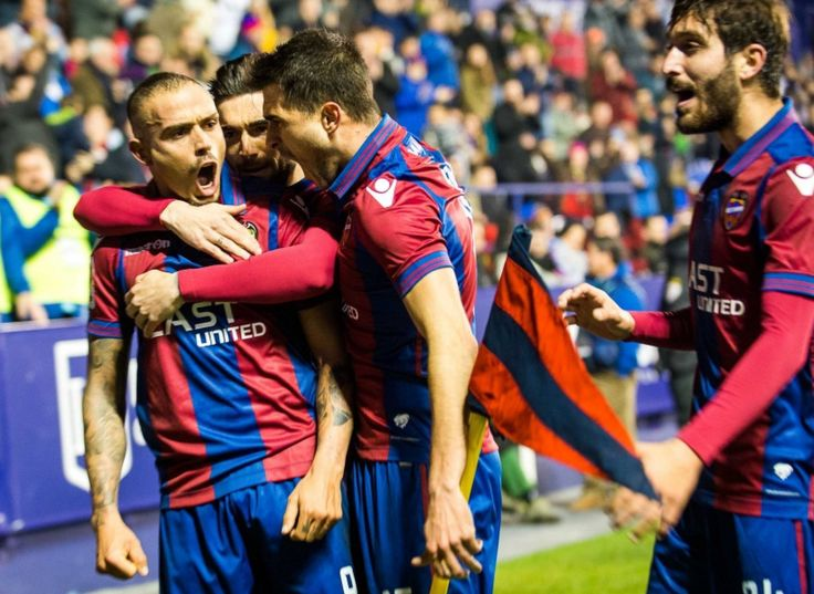 Scream and Shout #9ineSports @Levante