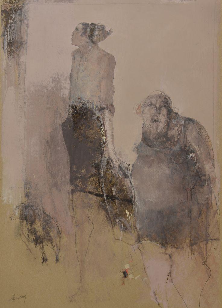 Franco Chiarani, Mostra allo Spazio Atelier di Ca' la Ghironda ModernArtMuseum (Bologna)