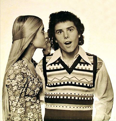The Brady Bunch - Maureen and Christopher