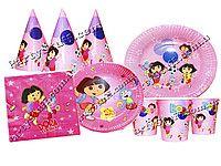 Даша путешественница  #theme_parties #celebration #party #Dora_the_Explorer #children's_holiday #birthday #products_for_celebration #party_stuff #даша_следопыт #товары_для_праздника #тематические_вечеринки #день_рождения #товары_даша_путешественница
