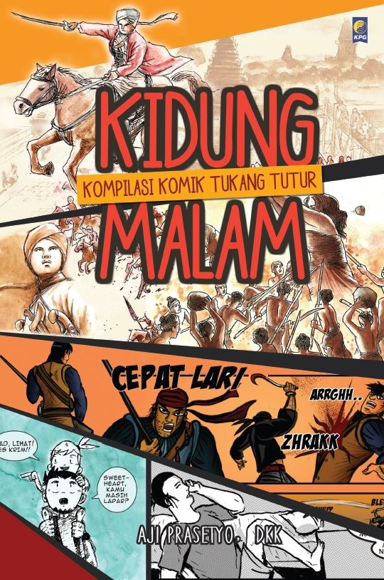 Kidung Malam by Aji Prasetyo. Published on 10th August 2015.
