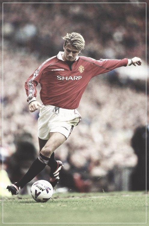 #Beckham #Manchester #United