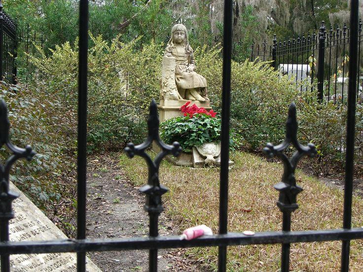 """""""Gracie,""""  Bonaventure Cemetery"""