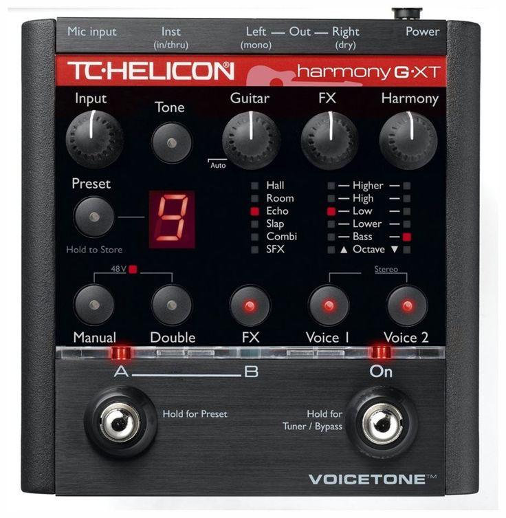 TC Electronics Helicon Voicetone Harmony GXT