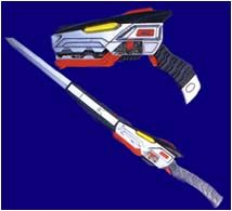 Arsenal (Weapons - Gear) - Power Rangers Time Force | Power Rangers Central