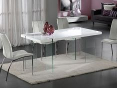 Tavoli Sala da Pranzo moderne : Modello BRISA