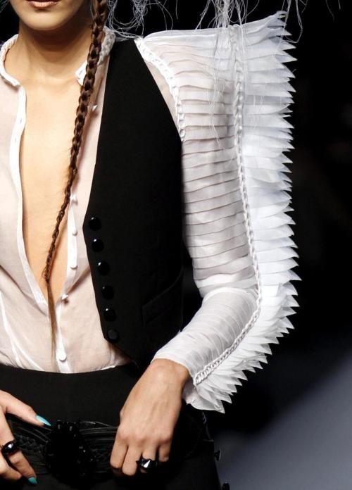 Jean-Paul Gaultier - Haute Couture 2010 - details