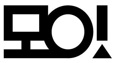 모잇MO!T 지구도시탐방 놀자프로젝트 모잇의 새로운 로고! - 한글 로고
