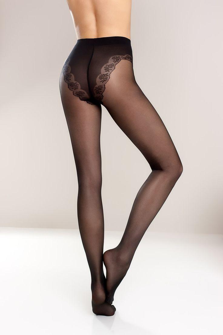 VALENTINE 40 #tights #decorative #bikini #briefs #fashion #moda #woman #rajstopy #kobieta