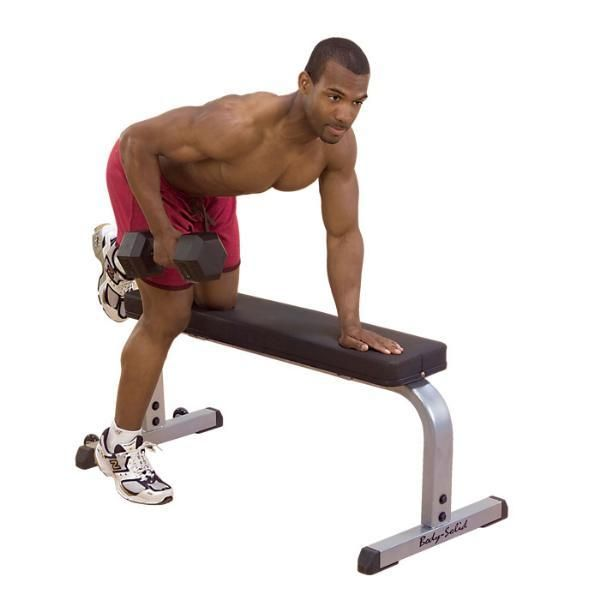 Buy your Body-Solid GFB350 Heavy Duty Weight Bench at www.bigfitness.com !