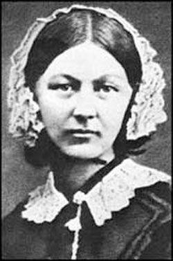 Florence Nightingale - nurse during Crimean war