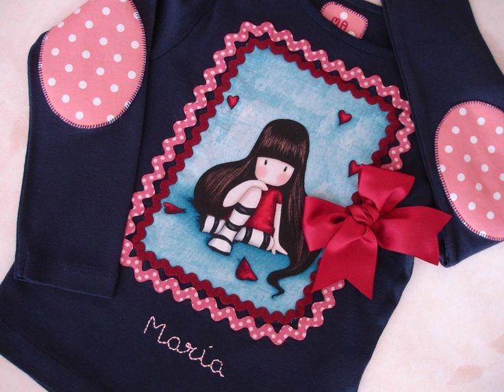 Camiseta Gorjuss María 1