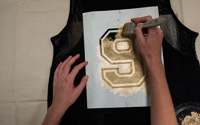 How To Make A Sports Jersey Shirt by CieraHolzenthal, via Flickr