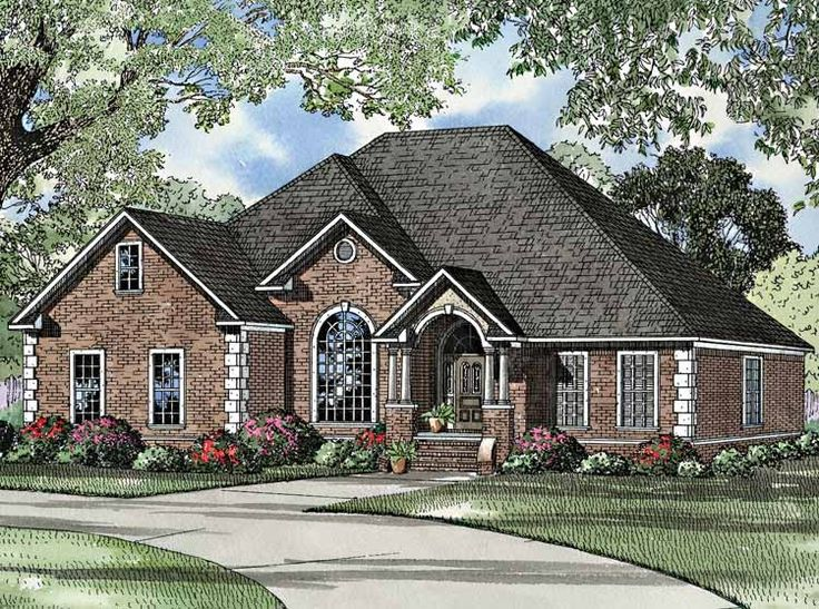 108 best house plans images on pinterest | dream house plans