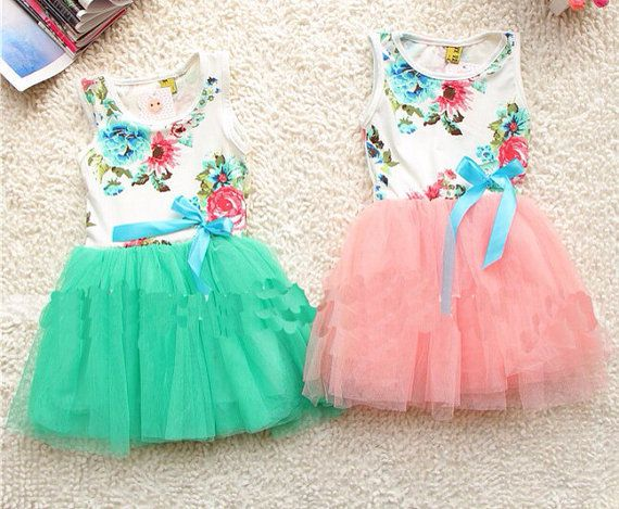 Girls+Tutu+Dress+Floral+Girls+Dress++Shabby+by+IsabellaCoutureShop,+$21.00